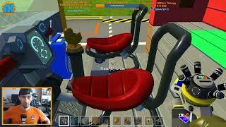 ТАЧКА НА ПРОКАЧКУ 8 \ GAME Scrap Mechanic \ FREE DOWNLOAD \ СКАЧАТЬ СКРАП МЕХАНИК !!!