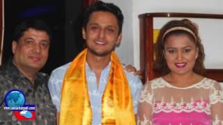 छोराको 'बर्थ डे'मा रेखाको सरप्राइज गिफ्ट   Rekha Thapa