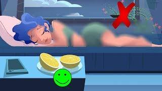 ضع نصف ليمونة جانب سريرك قبل النوم وشاهد ماذا سيحدث لك في صباح اليوم التالي !