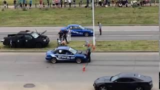 Subaru 2JZ VS Subaru 1JZ