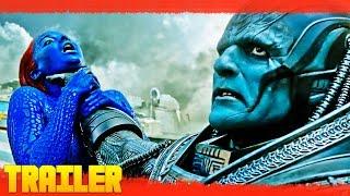 X-Men: Apocalipsis (2016) Tráiler Oficial #2 Español