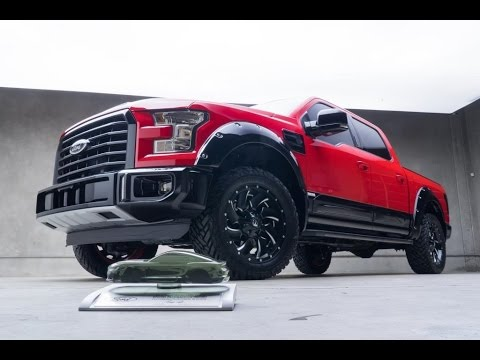 Truck Styling by Air Design from Bad Dog Mods