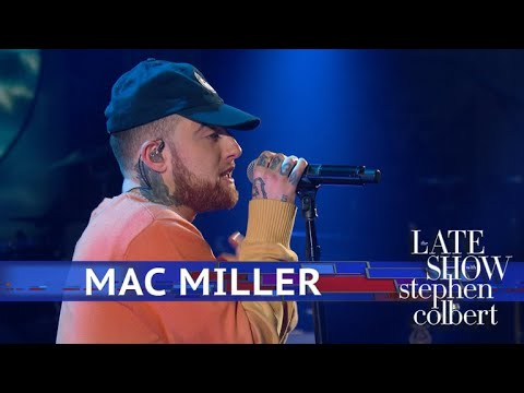 Mac Miller Performs 'Ladders' With Jon Batiste & Stay Human