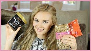 The Healthy Food I Eat | Niomi Smart