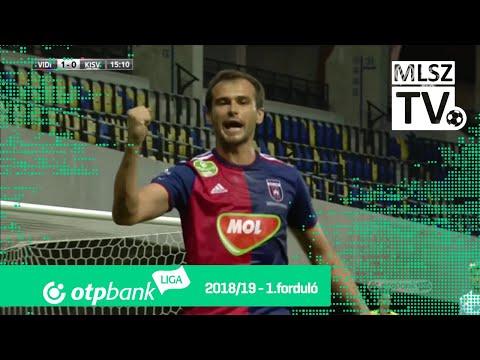 Xxx Mp4 Mol Vidi FC Kisvárda Master Good 4 0 3 0 OTP Bank Liga 1 Forduló 2018 2019 3gp Sex