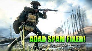 ADAD Spam Fixed - This Week in Gaming | FPS News