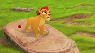 The Lion Guard Savannah Summit - Mufasa's Advise Scene [HD]