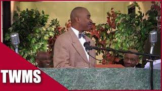 Pastor Gino Jennings - Please Explain Luke 17: 34-35 (Two men in One bed)