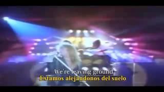 Europe - The Final Countdown (Subtitulado en Español y en Ingles) Video Oficial.