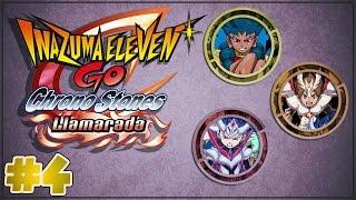 Inazuma Eleven GO 2 Ep.4 - EL PEQUEÑO MARK EVANS