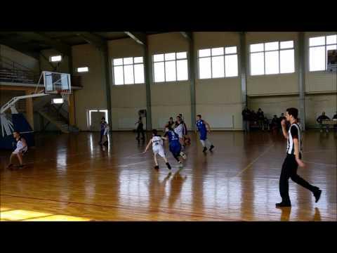 Basketball U14 KB Prishtina vs Rinia 26.02.2017