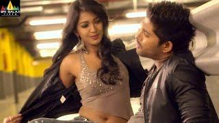 Iddarammayilatho Catherine & Allu Arjun Romantic Scene | Allu Arjun, Amala Paul | Sri Balaji Video