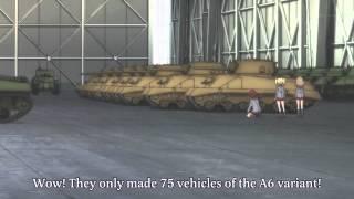 Infiltration - Girls und Panzer