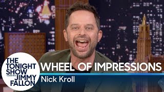 Wheel of Impressions with Nick Kroll