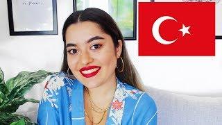 ÖLÜRÜM TÜRKİYEM | Sadece Türk Markalar ile Makyaj 🇹🇷