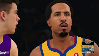 NBA Today 3/14 - Los Angeles Lakers vs Golden State Warriors Full Game NBA Highlights NBA 2K18