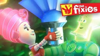The Fixies ★ The String Light - Plus More Full Episodes ★ Fixies English   Cartoon For Kids