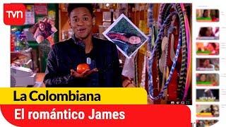 La romántica declaración de James | La Colombiana