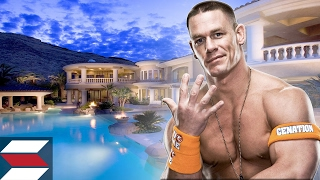 10 Most Luxurious Mansions Of WWE Wrestlers