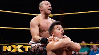 Joaquin Wilde vs. Angel Garza - NXT Breakout Tournament First-Round Match: WWE NXT June 26, 2019