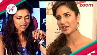 Katrina Kaif Loses Temper Over Ranbir Kapoor & Deepika Padukone | Cut It!! With Simi Chandoke