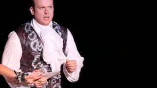 Colin Balzer - Fuggi dal guardo mio - Catone in Utica - Vivaldi