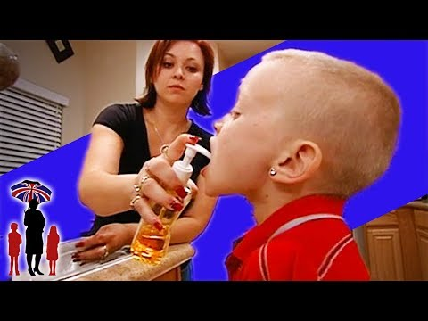 Mother Puts Soap Into Her Son s Mouth For Lying Supernanny US