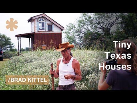 Tiny Texas Houses'