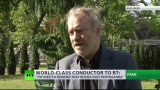 'So used to hearing Russia uses propaganda' – world-class conductor Gergiev to RT (Exclusive)