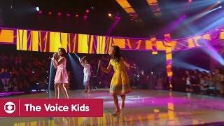 The Voice Kids: pequenos grandes talentos no palco