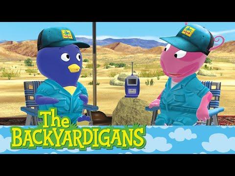 The Backyardigans International Super Spy Part 2 Ep.31