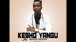 Mario boboh_Kesho yangu (Official audio)