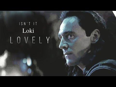 Xxx Mp4 Loki Isn T It Lovely 3gp Sex