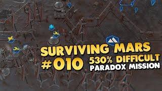 Surviving Mars - Hard Challenge - 530% ???? #010 [Let's Play][Gameplay][Deutsch]