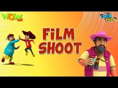 Xxx Mp4 Film Shoot Chacha Bhatija Wowkidz 3D Animation Cartoon For Kids As Seen On Hungama TV 3gp Sex