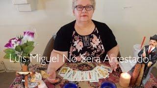 Luis Miguel No Sera Arrestado!