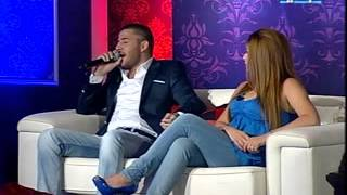 حسام جنيد وامارات رزق في برنامج بعدنا مع رابعة