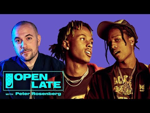 Xxx Mp4 A AP Rocky And Rich The Kid Join Peter Rosenberg For Debut Episode Of Open Late 3gp Sex