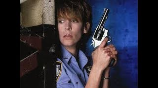 JAMIE LEE CURTIS Blue Steel