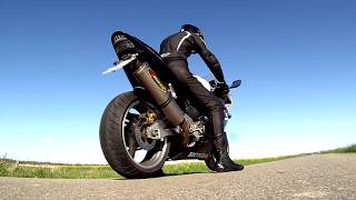 Honda CBR 900rr Fireblade Sound