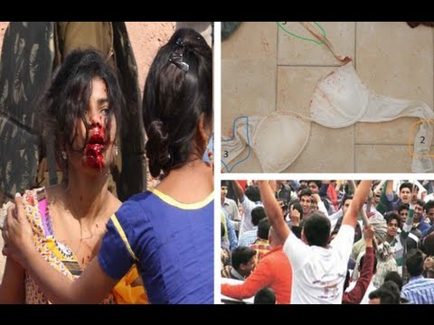 Real Footage   सामूहिक बलात्कार , हत्या , तोड़फोड़   आंदोलन या दरिंदगी ?   Reality of Jat quota stir  