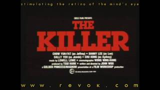 KILLER, THE (1989) Trailer for John Woo's influential dark action masterpiece