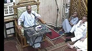 الموت للشيخ سامى الشعراوى 18-5-2016
