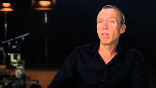 "Spy: Richard Brake ""Solsa Dudaev"" Behind the Scenes Movie Interview"