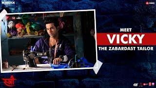 Meet Vicky | STREE | Rajkummar Rao, Shraddha Kapoor, Dinesh Vijan, Raj&DK, Amar Kaushik | Aug 31