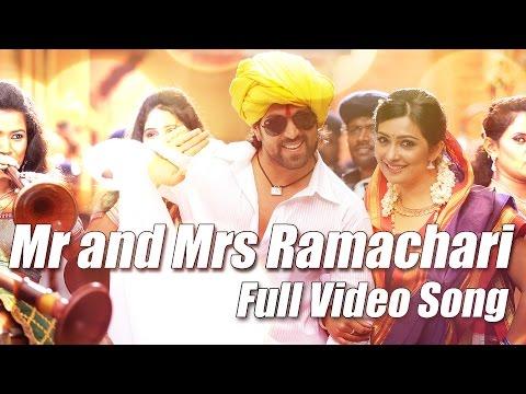Xxx Mp4 Mr Amp Mrs Ramachari Title Track Full Video Kannada Movie Song Yash Radhika Pandit V Harikrishna 3gp Sex