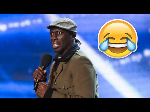 Britain s Got Talent Top 5 COMEDIANS Auditions