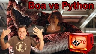 Zocker TV - Trash Movies: Boa vs. Python