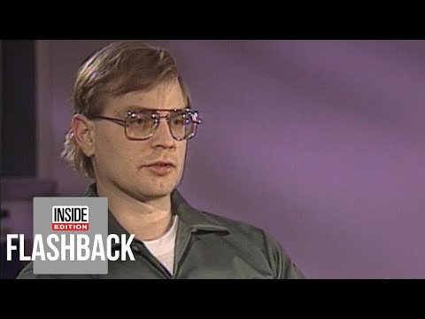 Inside the Mind of Jeffrey Dahmer Serial Killer's Chilling Jailhouse Interview