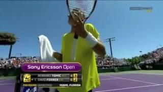Why Bernard Tomic is the G.O.A.T. Tennis Player [HD]